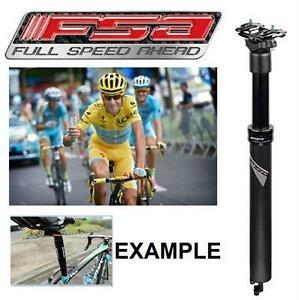 NEW FSA GRAVITY DROPPER SEATPOST CYCLING PARTS SADDLE ACCESSORIES BIKE SEAT POSTS OUTDOOR RECREATION  80545044