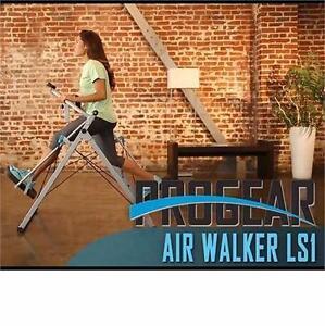 "NEW* PROGEAR 48"" STRIDE AIR WALKER FREEDOM ELLIPTICAL PULSE SENSORS EXERCISE EQUIPMENT WORKOUT GYM CARDIO  85687408"