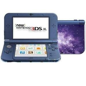 NEW NEW NINTENDO 3DS XL SYSTEM 243951779 NEW GALAXY STYLE VIDEO GAMES GAMING HANDHELD CONSOLE