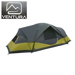 New Ventura Instant Hybrid 10 Person Dome Tent For $60 Off