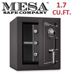 NEW MESA BURGLARY/FIRE SAFE MBF-1512 214617970 1.7 CU.FT. COMBINATION LOCK