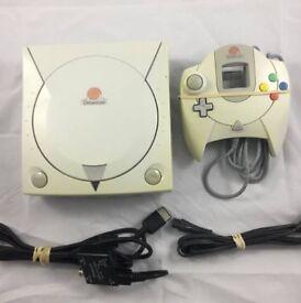 Sega Dreamcast + Sonic Adventure