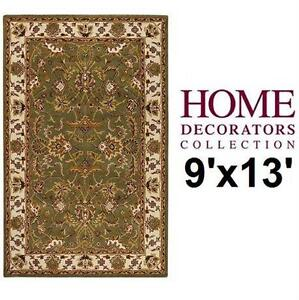 "NEW* HDC CONSTANTINE AREA RUG 8'3""x11' - SAGE - HOME DECORATORS COLLECTION FLOORING LIVING DINING ROOM"