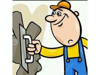 Plasterer and general builder