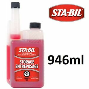 STA-BIL FUEL STABILIZER 32 Fluid Oz. Kitchener / Waterloo Kitchener Area image 1