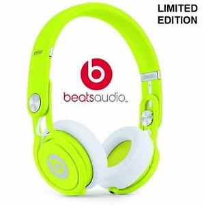 NEW BEATS MIXR ON EAR HEADPHONES NEON YELLOW - ELECTRONICS - MUSIC 90379083