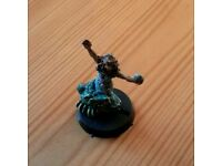 Dungeonquest Games workshop metal vintage figures