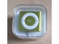 iPod shuffle 2gb (brand new, never used)