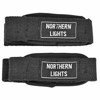 Northern Lights Cotton Lifting Straps - Pair LASTRAPS