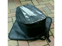 Motorcycle Tank Bag, Expandable.
