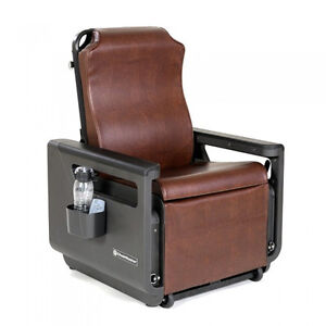 ChairMaster Seated Recumbent Chair, Brown CSCMBROWN