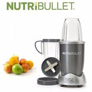 NEW NUTRIBULLET 8PC BLENDER MAGIC BULLET 600W 8 Pieces Smoothie Blender KITCHEN APPLIANCE  99550994