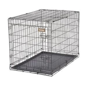 Large Wire Kennels or Plastic Dog Crates needed