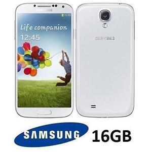 REFURB SAMSUNG GALAXY S4 SMARTPHONE SMART PHONE CELL PHONE - WHITE - 16GB  - ANDROID 111845118