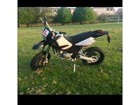 2006 Yamaha Dt125x sm