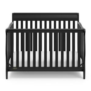 Graco 4 in 1 convertible crib
