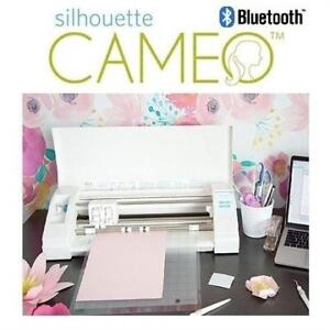 NEW SILHOUETTE CAMEO 3 SILHOUETTE-CAMEO-3-4T 231117962 WIRELESS CUTTING MACHINE DUAL CARRIAGE