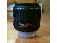 Nikkon 18-55mm lens