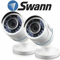 OB SWANN SECURITY CAM 2PACK   HD Security Day/Night Camera Twin