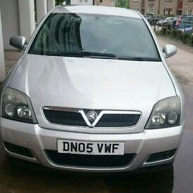 Vauxhall vectra 1.9 cdti 2005 sri