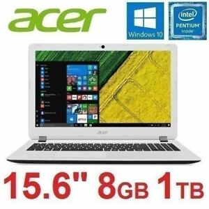15.6 Acer notebook aspire laptops for sale !! Never been used!