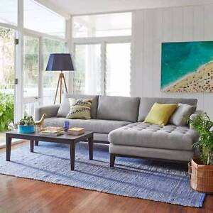 L Shaped Freedom Sofa/Lounge retails $2,599 (Only six months old) Hurstville Hurstville Area Preview