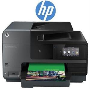NEW OB HP OFFICEJET 8620 INKJET PRINTER E ALL-IN-ONE WIRELESS Electronics › Computers Accessories