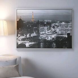 Large Paris Picture