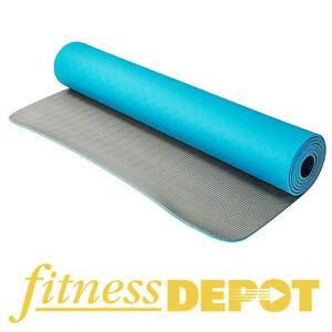 Energetics TPE 4mm Yoga Mat, Turquoise YGMTP4TUENER