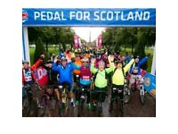2x cycle classic challenge gold entry tickets pedal for Scotland Glasgow to edinburgh