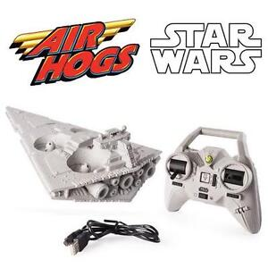 NEW STAR WARS AIR HOGS RC DRONE - 110784862 - STAR DESTROYER REMOTE CONTROLLED DRONE