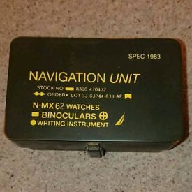 Mens watch. Navigation unit.