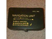 Mens watch. Navigation unit.