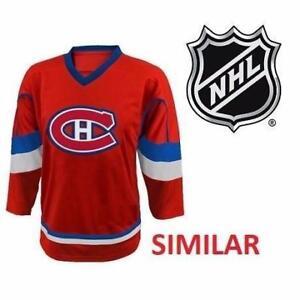 New Kid's Canadians Jersey L-XL