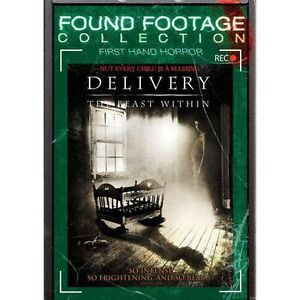 FOUND FOOTAGE COLLECTION First Hand Horror on DVD