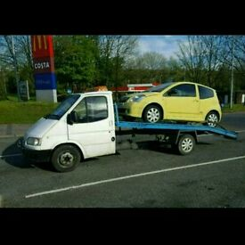 Scrap cars & 4 wheel drive wanted & van