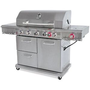 BBQ Stainless Steel - Backyard Grill