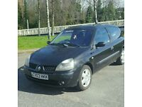 Renault Clio diesel for sale