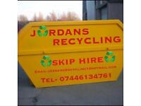 skip, grab hire and waste removal