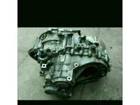 Skoda superb 2.0 tdi cr 6 speed manual gearbox kxz 09-13