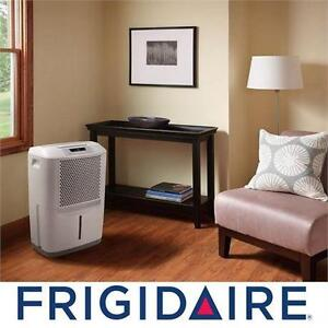 NEW OB FRIGIDAIRE 70PT DEHUMIDIFIER PORTABLE - ENERGY STAR - AUTO SHUT OFF heating cooling air quality temperature