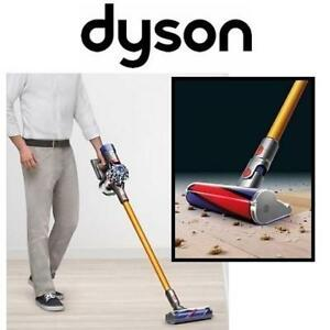 NEW DYSON V8 CORD FREE STICK VACUUM 196180334 ABSOLUTE HEPA FILTRATION WORKS CONTINUOUSLY FOR 40 MINS HOME CLEANER