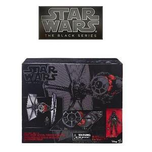 NEW STAR WARS SPECIAL FORCES THE BLACK SERIES FIRST ORDER SPECIAL FORCES TIE FIGHTER TOY PLAY 80229670