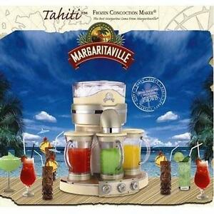 NEW TAHITI FROZEN DRINK MAKER   Margaritaville Tahiti Frozen Concoction Maker HOME APPLIANCE MIXERS ATTACHMENT 97489767