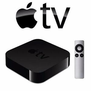 REFURB APPLE TV 3RD GENERATION HD TV TELEVISION MEDIA PLAYER - ELECTRONICS - IPTV  91435845