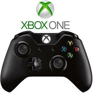 USED XBOX ONE WIRELESS CONTROLLER VIDEO GAMES - MICROSOFT