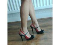 Faith sandals size 3 (36) New