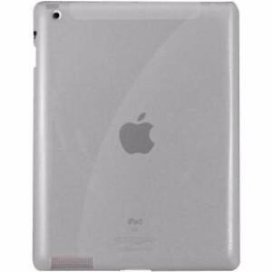 XtremeMac PAD-MS2-23 Tuffwrap Shine for iPad 2 - Clear