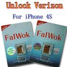 iPhone 4S Verizon Unlock Sim