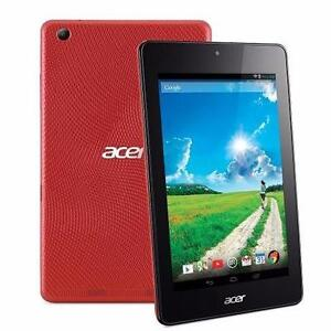 REFURB ACER ICONIA ONE 7 TABLET - RED